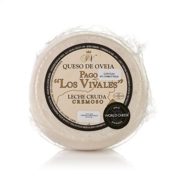 """Queso Cremoso Pago """"Los Vivales"""""""