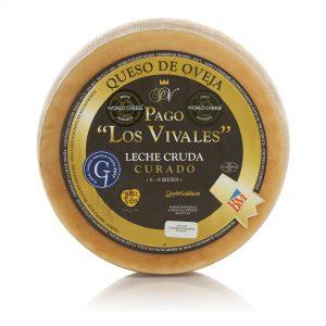 """Queso curado Pago """"Los Vivales"""""""