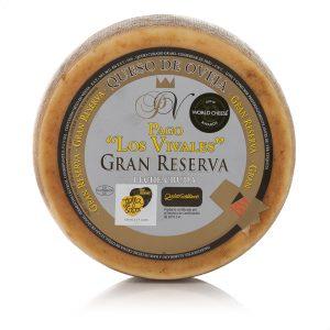 """Queso Gran Reserva Pago """"Los Vivales"""""""